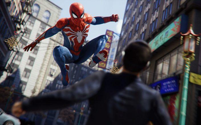 Spider-Man Remastered: PS5 und PS4 Pro-Performance im Vergleich