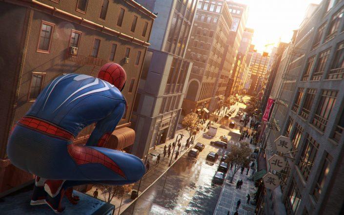 Spider-Man: Insomniac möchte den Foto-Modus von God of War übertreffen