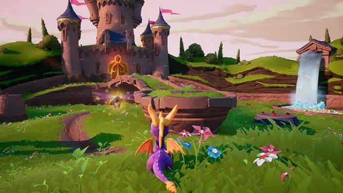 Spyro Reignited Trilogy: 12 Minuten Gameplay aus der Neufassung