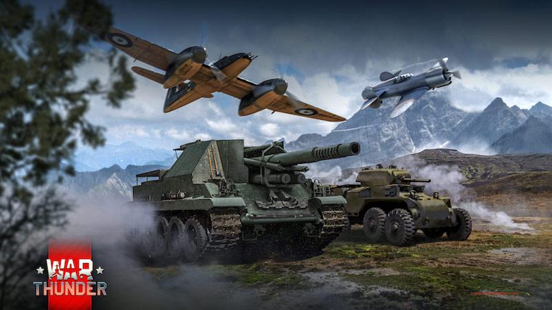 War Thunder Chroniken des 2. Weltkriegs