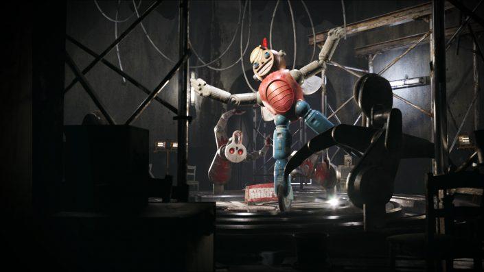 Atomic Heart: Zwei Gameplay-Teaser entführen euch in eine alternative Sowjetunion