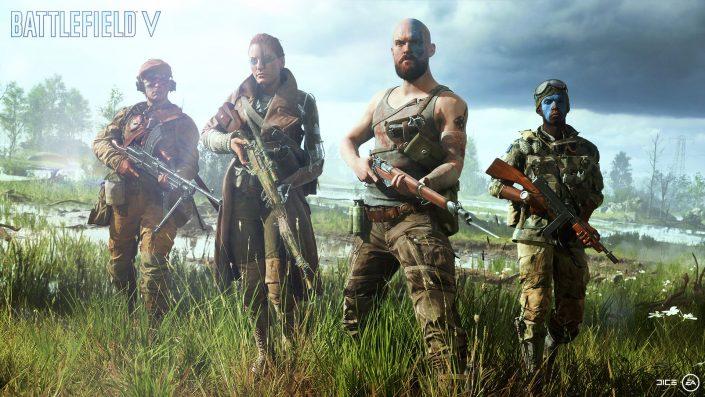 Battlefield V: Beta-Feedback führt zu Anpassungen und Verbesserungen am Spiel, verspricht DICE