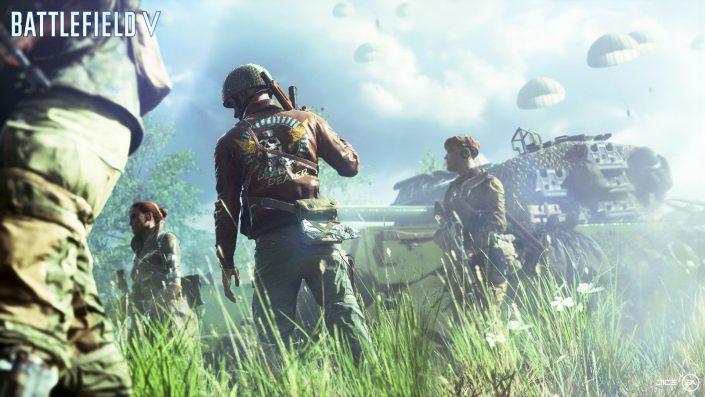 Battlefield V: Erste Infos zu sechs enthaltenen Maps enthüllt