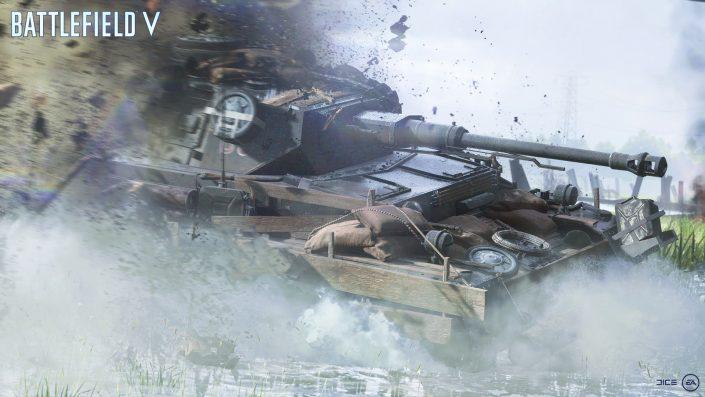 Battlefield 5: Starttermine für Panzerstorm-Karte, Übungsplatz, The Last Tiger und mehr Screenshots