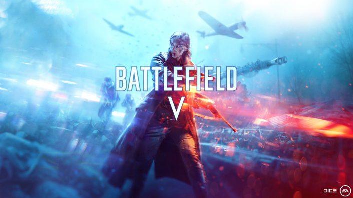 Battlefield V: EA und DICE planen offenbar einen geschlossenen Alpha-Test