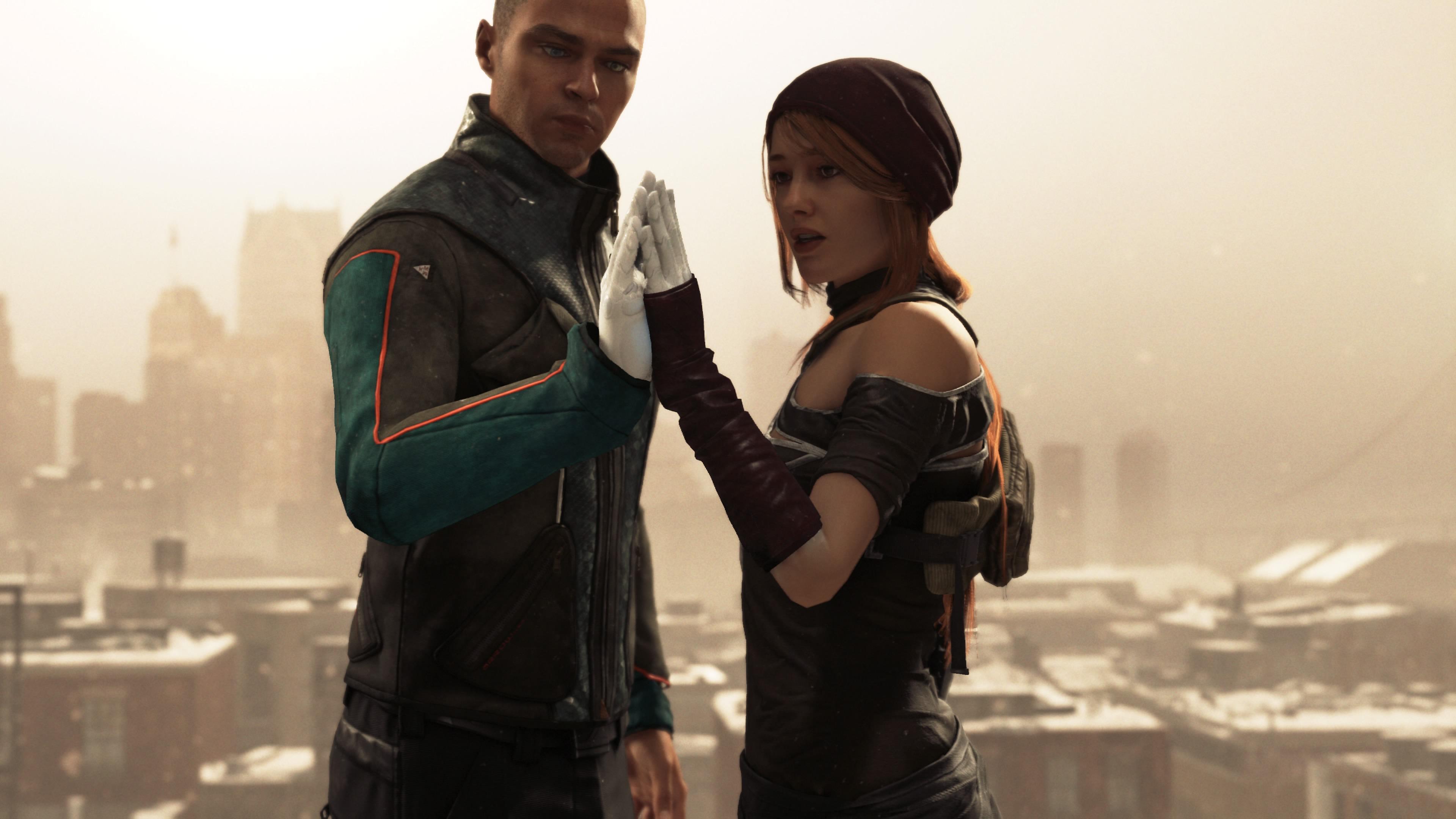Detroit Become Human – PS4 screenshot 08