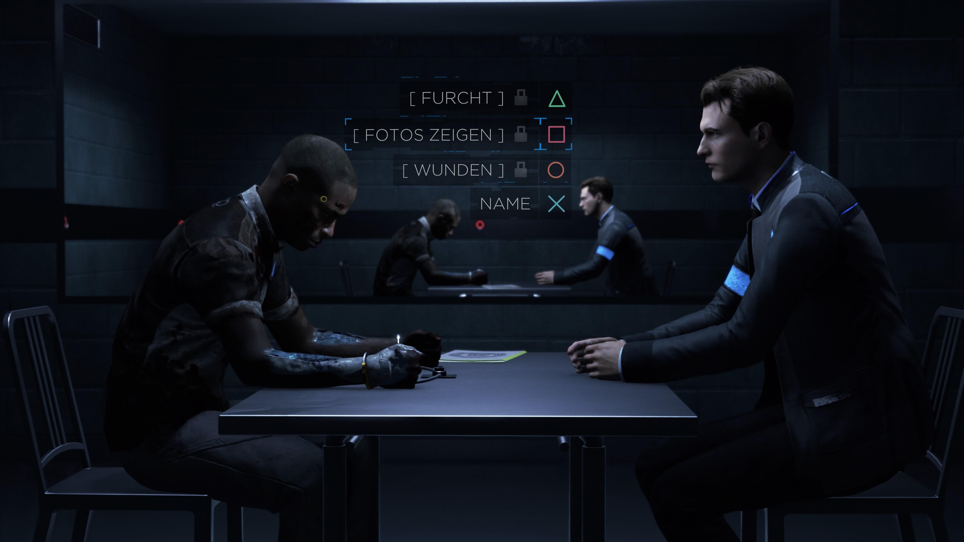 Detroit: Become Human PS4 screenshot 03