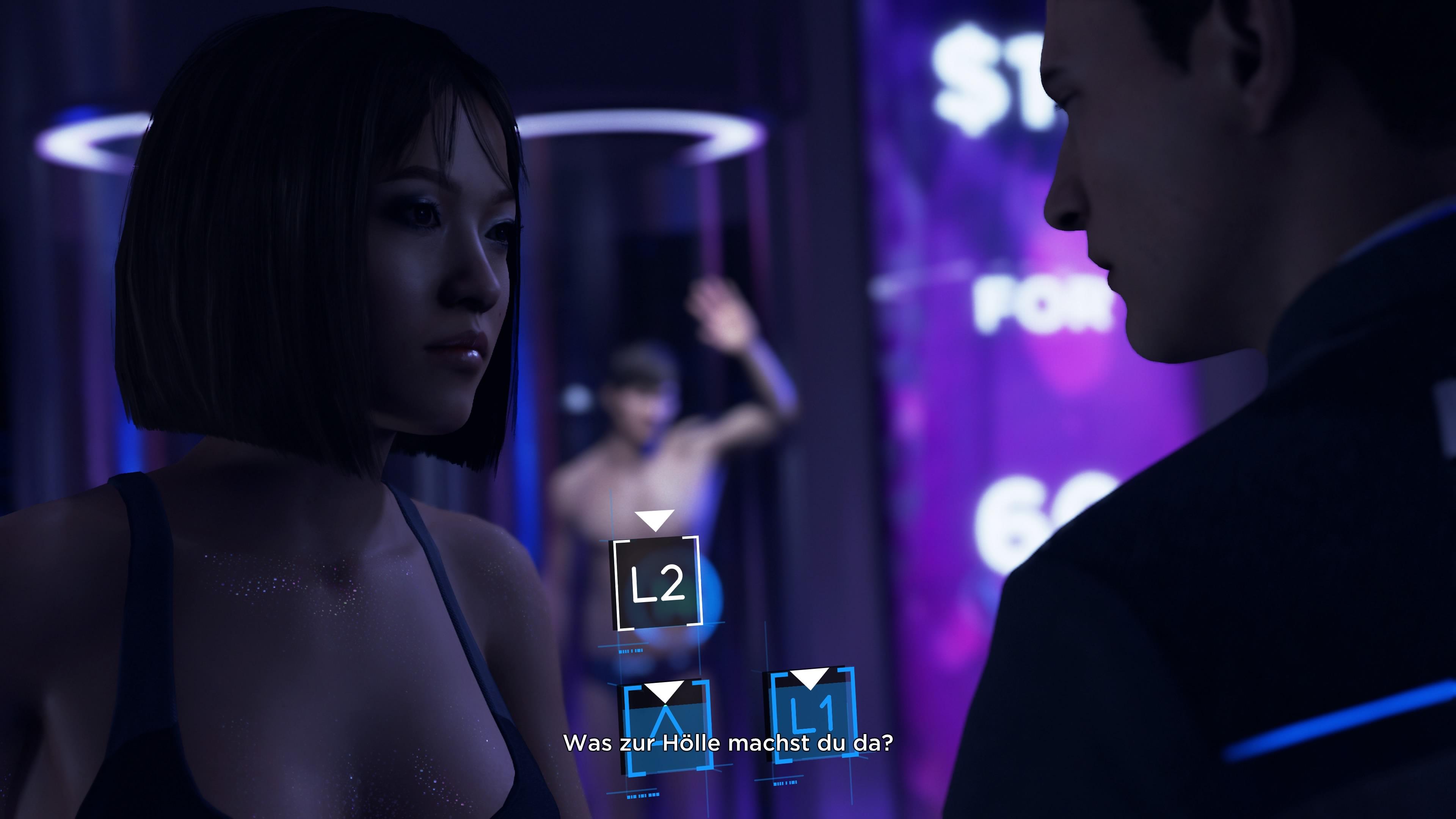 Detroit: Become Human PS4 screenshot 05