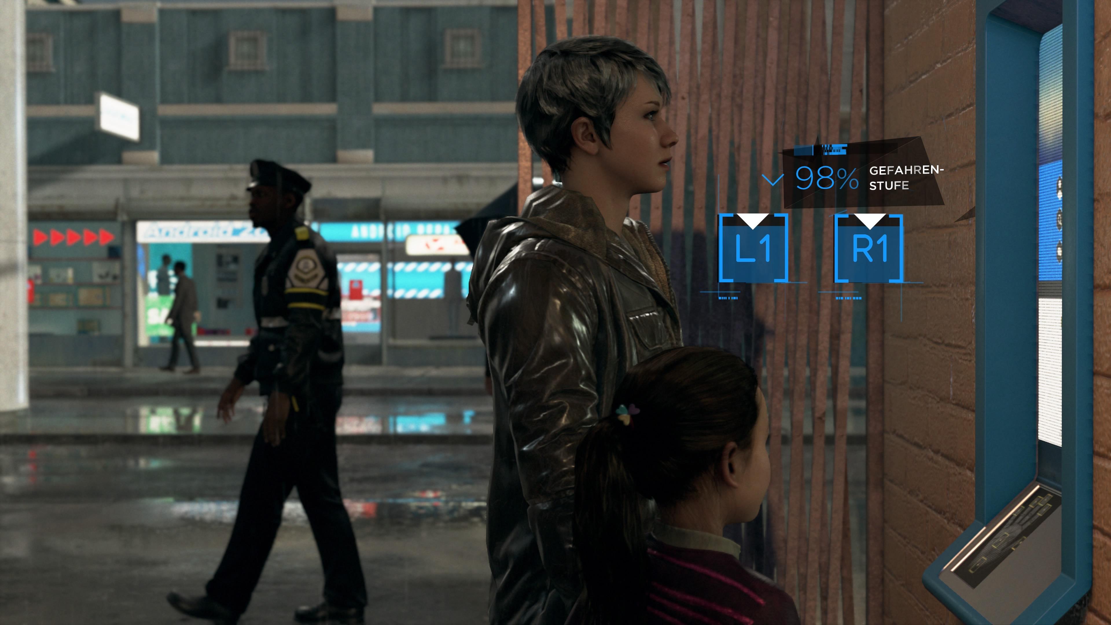 Detroit: Become Human PS4 screenshot 06