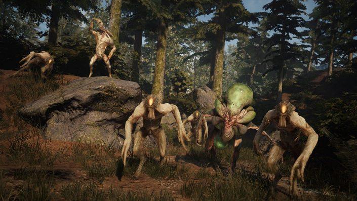 Earthfall: Der Koop-Shooter im umfangreichen Gameplay-Video