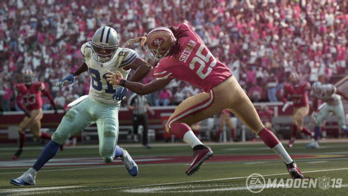 Madden NFL 19 erscheint im August auf PS4 und Xbox One
