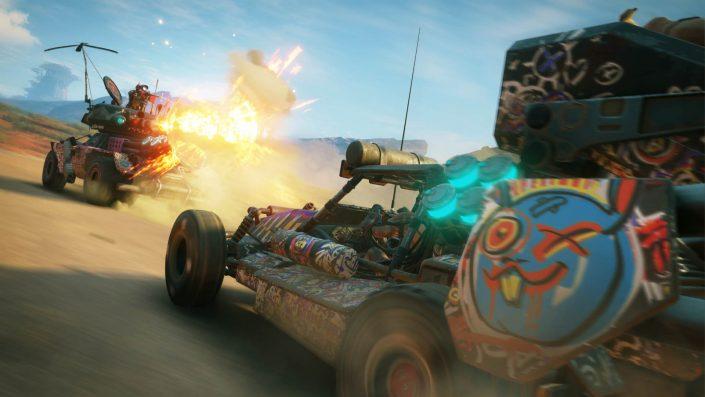Rage 2 verzichtet auf Multiplayer zum Launch – Framerates für PS4 Pro und Xbox One X bestätigt