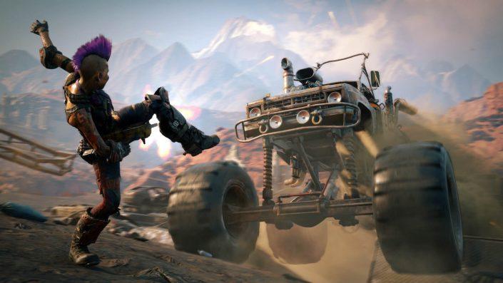 Rage 2: Anscheinend Multiplayer-Part geplant