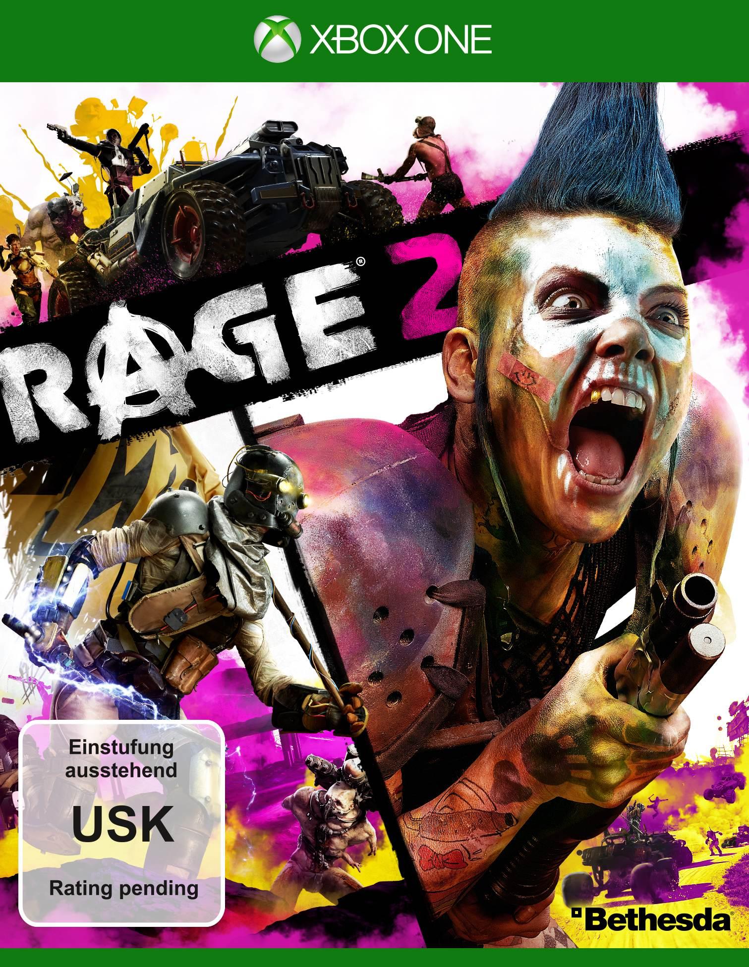 Rage 2 – Packshots – Bild 1