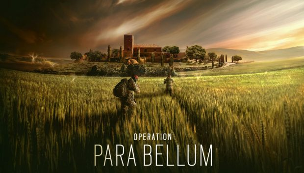 Rainbow Six Siege Operation Para Bellum