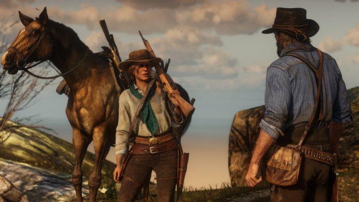 Red Dead Redemption 2: Online-Modus wird kein Fortnite-Klon; man geht einen eigenen Weg, aber Battle-Royale nicht auszuschließen