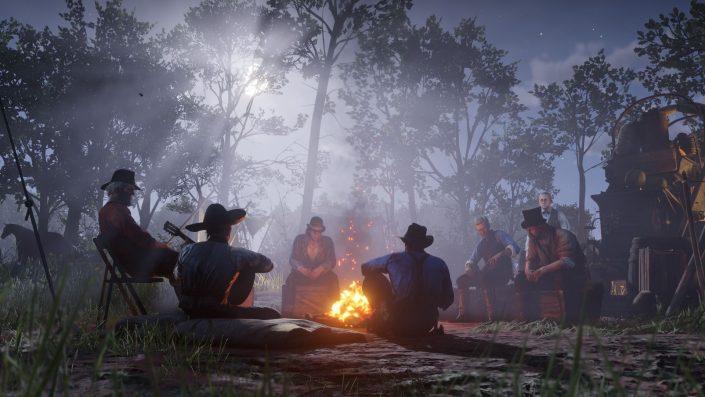 Red Dead Redemption 2: Camp-Glitch – Rockstar arbeitet an Problembehebung