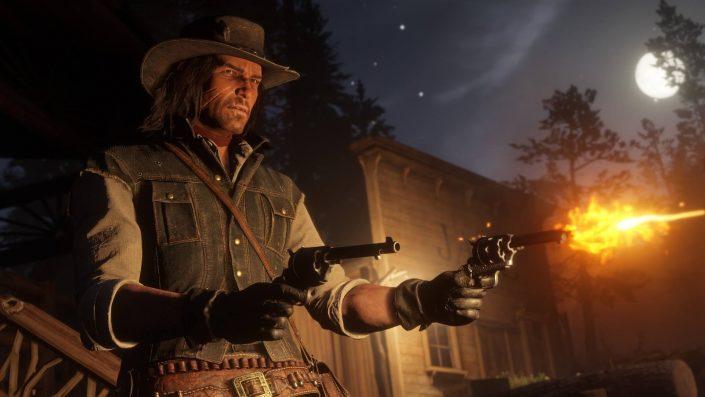 Red Dead Redemption 2: Umfasst mehr als 50 Waffen