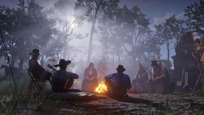 Red Dead Redemption 2: Es werden 23 persönliche Geschichten erzählt
