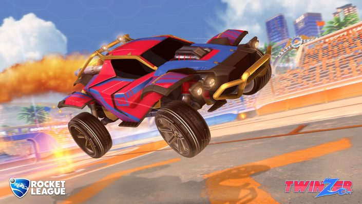 Rocket League: Die Cross-Plattform-Parties starten im September