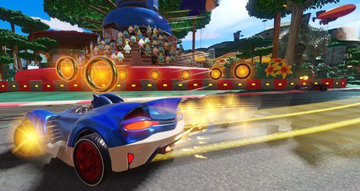 Team Sonic Racing: Details und Bilder durch Walmart geleakt