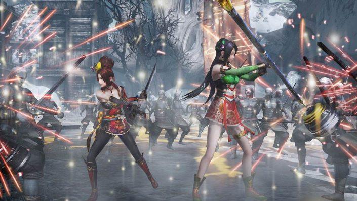 Warriors Orochi 4: Ein halbes Dutzend Gameplay-Videos zeigt die Massenschlachten und mehr