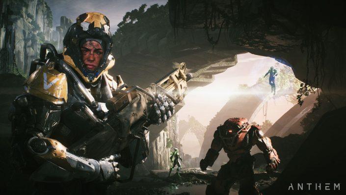 Anthem zeigt sich im storylastigen Game Awards Trailer
