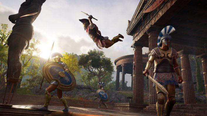 Assassin's Creed Odyssey: Alles, was ihr wissen müsst!