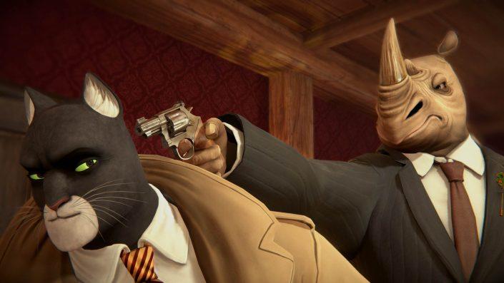 Blacksad Under the Skin: Entwicklervideo zum Noir-Detektiv-Abenteuer – Vom Comic zum Spiel