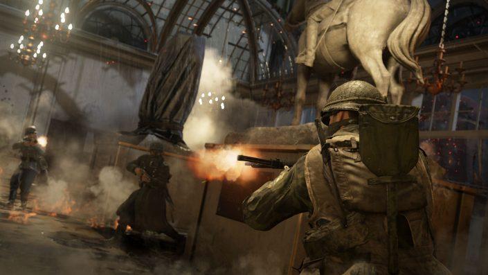 Call of Duty Vanguard: Entwickler reagieren auf die Leaks – Teaser zeigt die Westfront