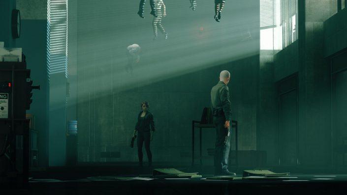 Control: Gameplay-Video zeigt Entwicklung vom Prototypen zur E3-Demo
