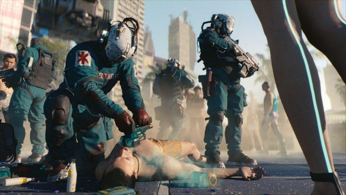 Cyberpunk 2077: Neuer Trailer und frische Screenshots