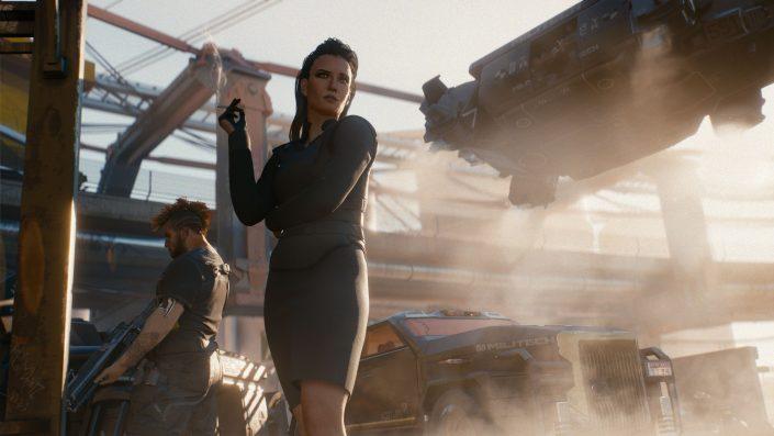 Cyberpunk 2077: Entwickler wünscht sich Meryl Streep als Darstellerin eines Spielcharakters