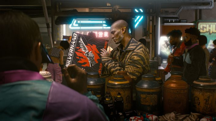 Cyberpunk 2077: In-Game-Werbung wird eine wichtige Rolle spielen