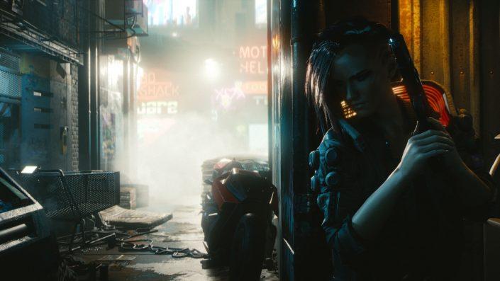 Cyberpunk 2077: CD Projekt RED hat die Charaktererstellung überarbeitet