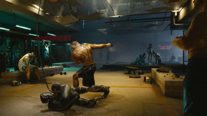 Cyberpunk 2077: CD Projekt RED über lange Entwicklung; VR-Support ist nicht geplant