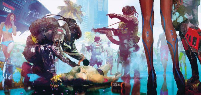 Cyberpunk 2077: Entwicklung läuft nach Plan – Es gibt allerdings noch viel zu tun