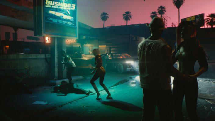Cyberpunk 2077: Cyberpunk-Schöpfer Mike Pondsmith in einer noch unbekannten Rolle zu sehen