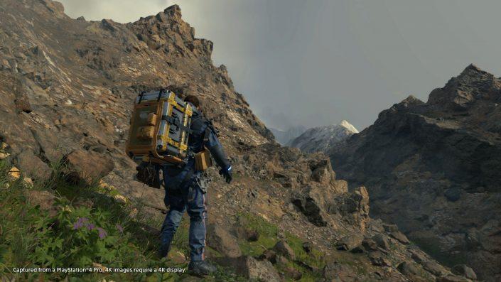 Death Stranding: Kojima gibt Zeitübersicht zum Entwicklungsverlauf und bedankt sich bei Guerrilla Games