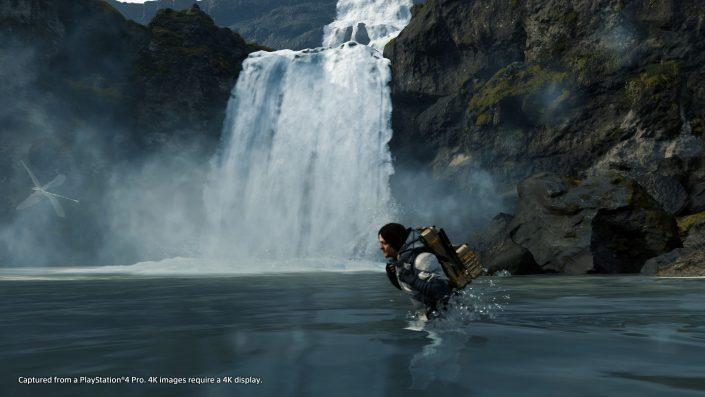 Death Stranding: Guerrilla Games beeindruckt von der Präsentation des Spiels