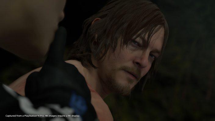 Death Stranding: Kojima macht Andeutung zum Release-Jahr