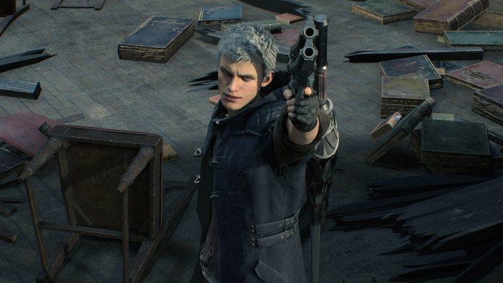 Devil May Cry 5: Releasefenster weiter eingegrenzt