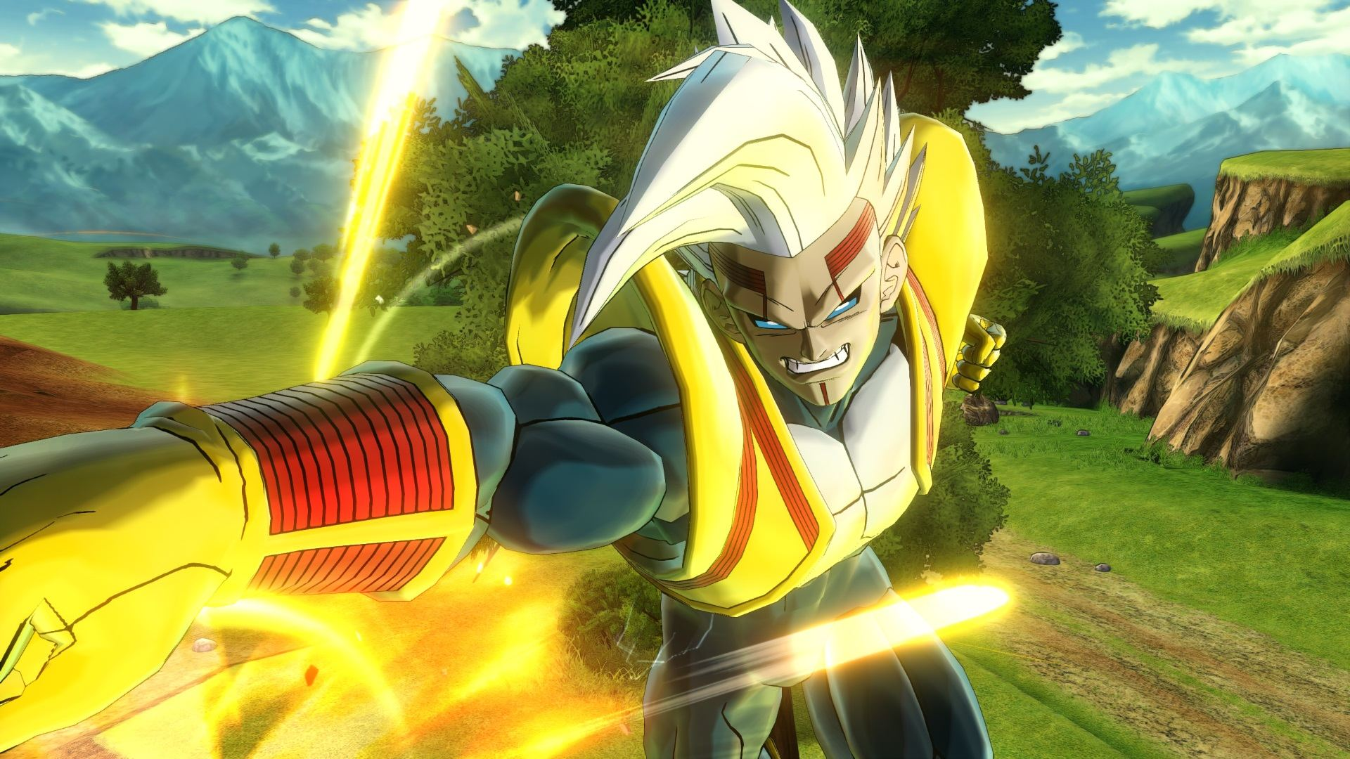 Dragon Ball Xenoverse 2 Extra Pack 3 SuperBaby2_Revenge_Flash_Flash_1529571717