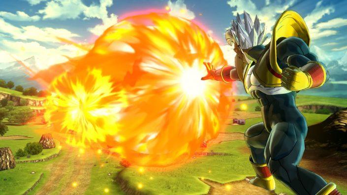Dragon Ball Xenoverse 2: Super Baby Vegeta  im Gameplay-Video