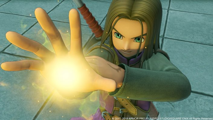 Dragon Quest 11 - PS4 screenshot 01