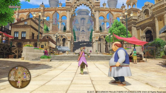 Dragon Quest 11 - PS4 screenshot 02