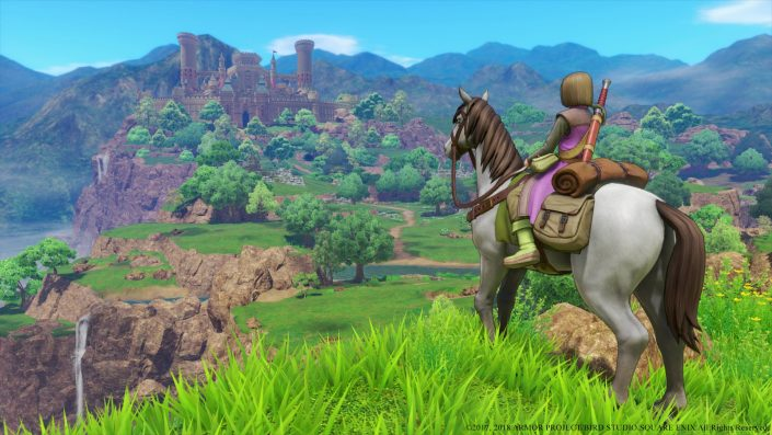 Dragon Quest 11 - PS4 screenshot 04