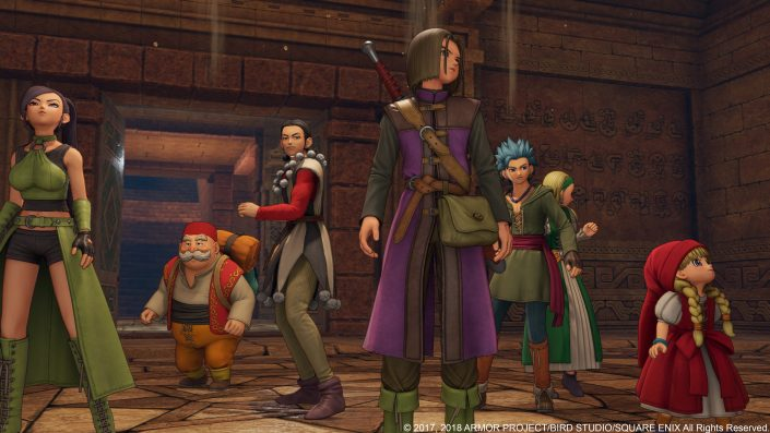 Dragon Quest 11 - PS4 screenshot 05