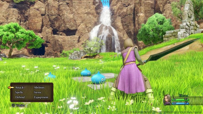 Dragon Quest 11 - PS4 screenshot 06