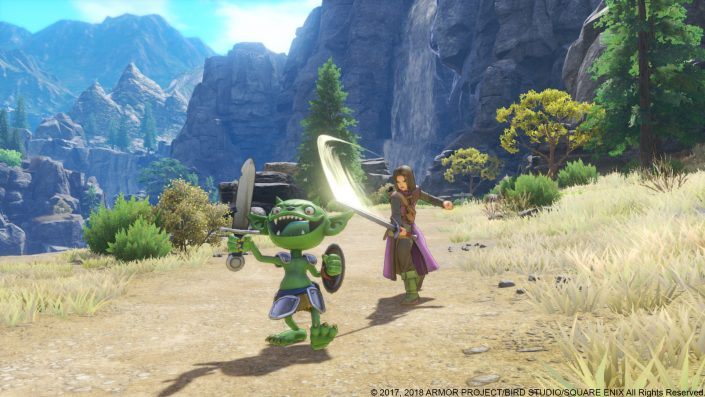 Dragon Quest 11 - PS4 screenshot 09